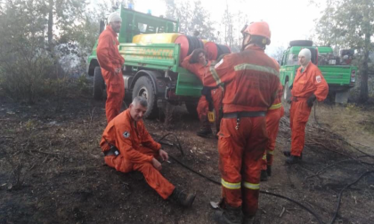 Incendio a Montelupo: i ringraziamenti del sindaco Paolo Masetti