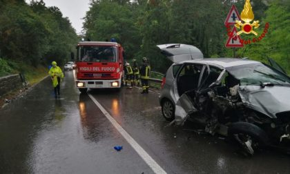 Incidente alle Croci di Calenzano