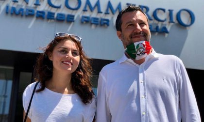 """Salvini: """"Firenze soffre per l'aeroporto che non cresce: colpa del Pd"""""""