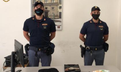 Due rapine a mano armata: la Polizia di Stato ferma il presunto autore