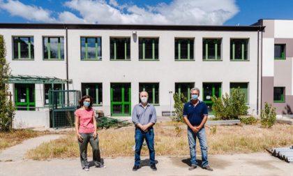 Scuola, anche in Agosto avanti con i lavori: dal Comune 230mila euro per la messa in sicurezza