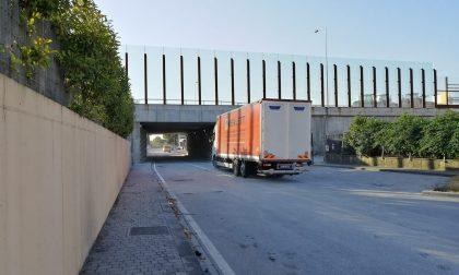 Riaperto oggi il sottopasso di via Vittorio Emanuele