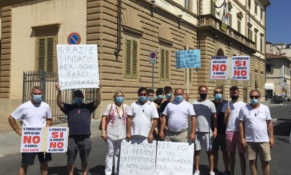 """Protesta dei giostrai,  Tauriello (FI): """"l'amministrazione comunale ha preso in giro centinaia di lavoratori"""""""