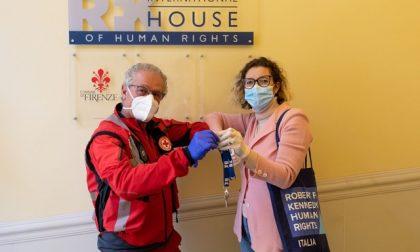 Sono ospiti della Kennedy House i 13 vigili del fuoco rientrati da Beirut: garantita l'assistenza della Croce Rossa