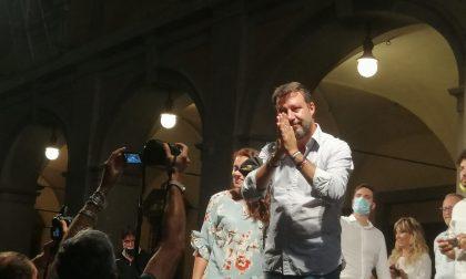 Salvini a Prato, a distanza di un anno non ha fatto i numeri sperati LE FOTO