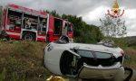 Incidente a Montelupo: rimane incastrato sotto l'auto, liberato dai vigili del fuoco