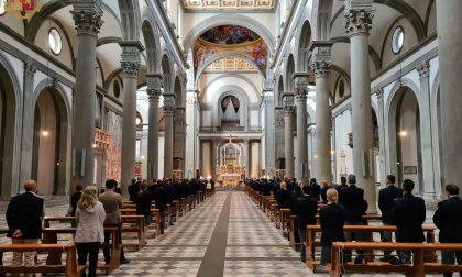 Celebrato San Michele Arcangelo, protettore di tutti i poliziotti, anche a Firenze