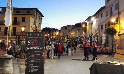 """I quattro rioni di Carmignano in piazza """"Sognando San Michele…"""""""
