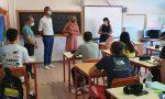 Primo giorno per gli studenti delle superiori pratesi GUARDA LE FOTO