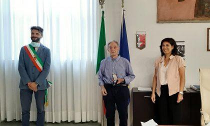 Medaglia d'onore per Giovanni Bellandi, ex deportato