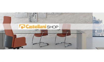 Più ergonomia in ufficio con l'arredo Castellani