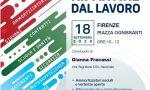 """""""Ripartire dal lavoro"""", domani la mobilitazione dei sindacati: a Firenze in Piazza Ognissanti"""