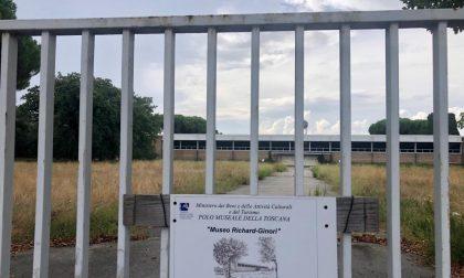 """Museo Richard Ginori, Toccafondi (IV): """"Tutto fermo, tranne l'erba che cresce e l'abbandono"""""""