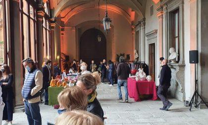Wine art a Firenze, 1.500 persone per l'evento che ha unito vino e artigianato