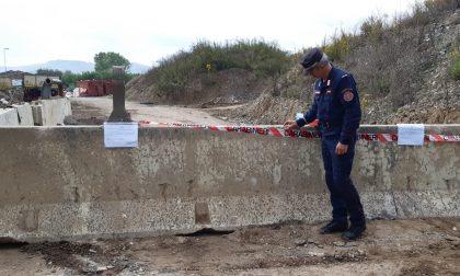 Abusi edilizi e gestione illecita di rifiuti: scoperta un'area illegale a Signa