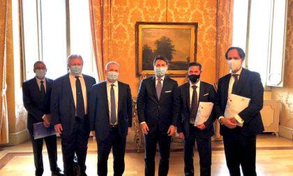 Anche il presidente Fipe Toscana Aldo Cursano oggi dal premier Conte