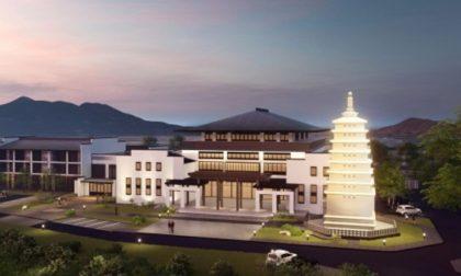Procede spedita la realizzazione del monastero buddista a Campi