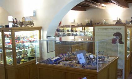 Sul canale web di Lucca Changes 2020 lo speciale girato interamente al museo del Figurino Storico di Calenzano e nel borgo medievale