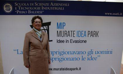 Il dono di Maria Letizia Mealli, informatica fiorentina, all'incubatoreMurate Idea Park per finanziare un'idea di impresa