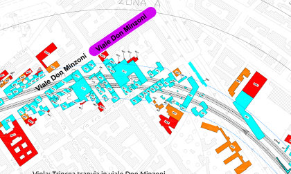"""I """"NoTav"""" di Firenze all'attacco del progetto della nuova tramvia per Campo di Marte"""