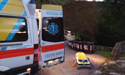 Assalito da una mucca a Savignano (Vaiano), 38enne fiorentino trasportato in ospedale