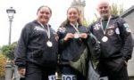 Competizione nazionale di tiro con l'arco a Fiesole. Famiglia campigiana di arcieri conquista il podio