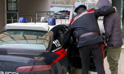 Carabinieri arrestano un cittadino del Gambia per tentato furto