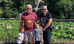 Auguri ai nonni, Giuliano e Michele, Rosa e Nerella