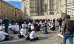 #Siamoaterra: oggi a Firenze la mobilitazione regionale di imprenditori e lavoratori della ristorazione- LE FOTO