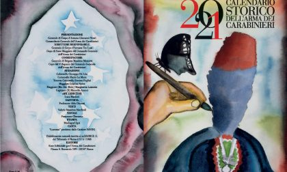 I Carabinieri hanno presentato il Calendario Storico e l'Agenda Storica 2021 Dante, Pinocchio e l'Arma dei Carabinieri: una sintesi dell'Italia