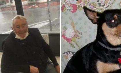 Scomparso 73enne con alzheimer, era a spasso con il cane: ritrovato dopo poche ore