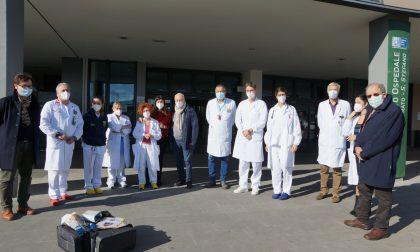Rotary Club Prato dona al Santo Stefano 4 ventilatori polmonari e 4 maschere oronasali