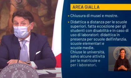Toscana zona gialla: ecco cosa vuol dire