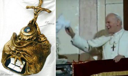 Reliquia di Papa San Giovanni Paolo II rubata a Spoleto, individuato e denunciato il responsabile del furto: un 59enne di Figline Valdarno