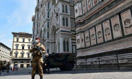 """Il reggimento """"Nembo"""" di Pistoia prende la guida dell'operazione """"Strade Sicure"""" in Toscana – LE FOTO"""