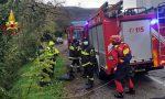 Cane cade nel Bisenzio in zona ponte via Mazzini a Vaiano: ritrovato più a valle privo di vita – LE FOTO
