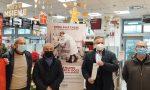 I sindaci Falchi e Prestini donano per la ricerca e contribuisce alla campagna di Unicoop Firenze