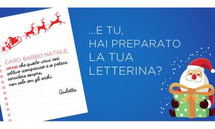 C'è tempo fino al 23 dicembre per inviare le vostre letterine a Babbo Natale