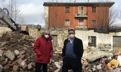 Riqualificazione de La Briglia, al via la demolizione dei magazzini