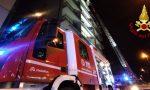 Incendio in un condominio: trovato cadavere carbonizzato