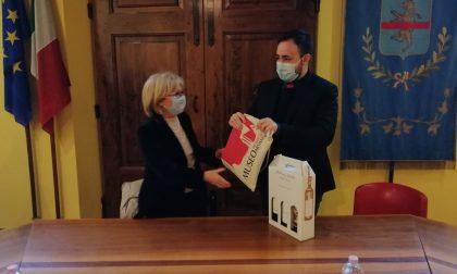 Il Prefetto di Prato Adriana Cogode in visita a Carmignano