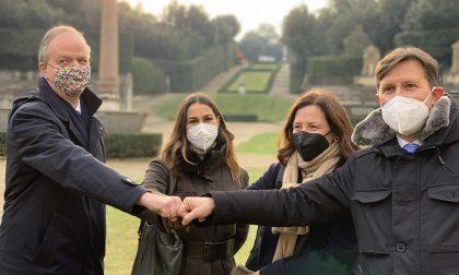 Riapre oggi il Giardino di Boboli, domani Palazzo Pitti e giovedì La Galleria degli Uffizi