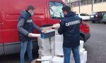 Carabinieri Forestali controllano l'uso di shoppers irregolari a Firenze:  sanzioni per 15mila euro, sequestrati oltre 200 chili di buste