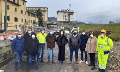 Sono partiti i lavori per la realizzazione del 1° lotto del progetto della variante alla via Livornese