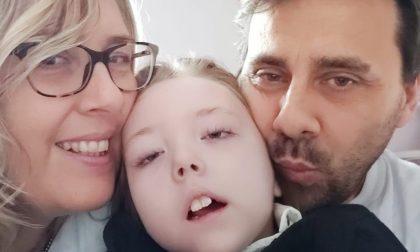 È scomparsa Camilla Milanese, la piccola principessa dagli occhi belli, affetta dalla sindrome di Rett