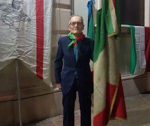 Aliviero Fossi ha compiuto 100 anni