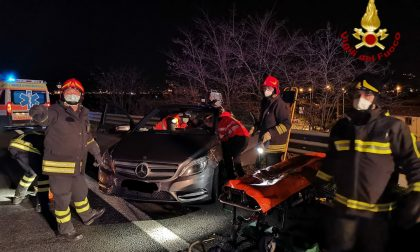 Incidente in A11 tra Prato ovest e Pistoia: due persone soccorse