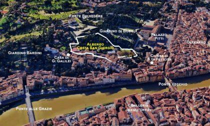 Albergo di lusso sotto Forte Belvedere e sopra il giardino di Boboli: si esprime anche Eike Schmidt