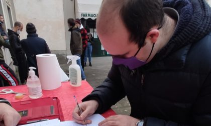 Volt per Sesto Fiorentino firma per la proposta di legge contro la propaganda fascista