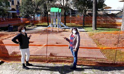 Partita la riqualificazione di quattro giardini pubblici di Lastra a Signa